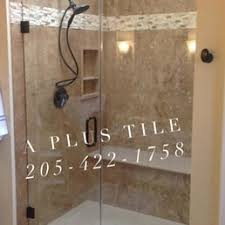 Bathroom Tiles Birmingham A Plus Tile 15 Photos Contractors Birmingham Al Phone