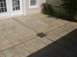 Photos Of Stamped Concrete Patios by Stamped Concrete Overlays Sundek Concrete Coatings And Concrete