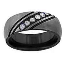 black wedding rings for men men wedding rings in a variety of styles from classic to modern