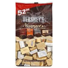 hershey assorted nuggets 52 oz from costco instacart