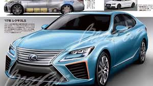 lexus new car 2017 lexus ls new car designs youtube