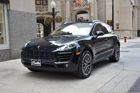 Porsche Macan S - 2015 porsche macan s stock m601a for sale near chicago il il