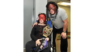 Randy Orton Costume Halloween Circle Champions Kane Ryback Grant Wishes Greenville