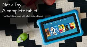 amazon black friday deals kids fire not a toy a complete tablet fire kids edition tablet 7