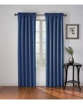 Single Curtains Window Denim Curtain Panels Christmas Gift Deals