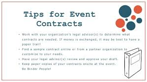 doc 728942 event coordinator contract sample u2013 sample contracts