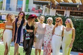 coachella party paradiso saguaro hotel event