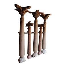Wood Pillar Designs
