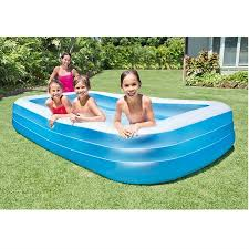 how much value does a pool add to your home ehow intex inflatable swim center family lounge pool 120 x 72 x 22