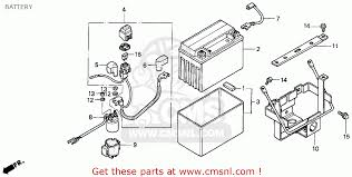 1994 honda fourtrax 300 wiring diagram sesapro com