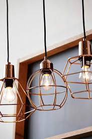 fabulous copper kitchen light fixtures for home design plan with