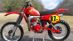 1980 honda 250 motorcycles for sale