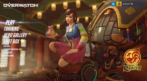dva halloween spray i opened 100 year of the rooster loot boxes in u0027overwatch u0027 and