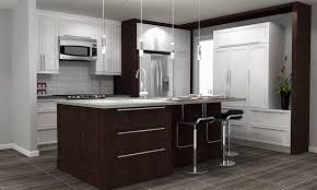 armoire cuisine rona cuisine best ideas about cuisine grise et blanche on granit
