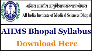 paper pattern of aiims aiims bhopal staff nurse syllabus pdf 2018 nursing officer exam