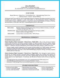 Nurses Resume Examples by Critical Care Nurse Resume Free Resume Example And Writing Download