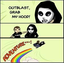 Adventure Meme - angerfist adventure meme by kometenmelodie on deviantart