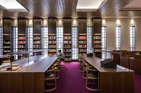 library spaces for a digital era must cater to many audiences