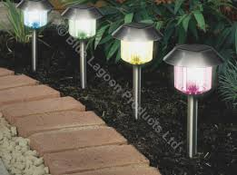 Solar Powered Landscaping Lights 25 Photo Of Solar Powered Outdoor Lights