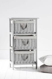 Wicker Bathroom Storage by Bathroom Storage Wicker Baskets U0026 Drawers Next Official Site