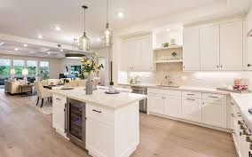 images of white kitchen cabinets with light wood floors premier kitchens the lafayette kitchen