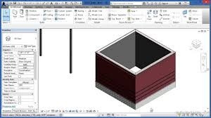 revit tutorial beginner autodesk revit architecture 2014 tutorial basic wall youtube