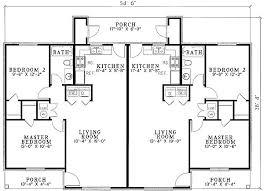 Multi Unit Floor Plans 76 Best Multi Unit Plans Images On Pinterest Duplex Plans