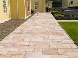 Indian Sandstone Patio by Indian Sandstone Natural Paving Supplier Ireland Roadstone