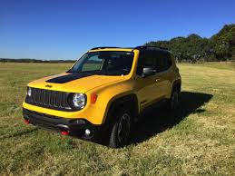 trailhawk jeep 2017 2017 jeep renegade trailhawk quick drive review txgarage