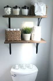 shelf ideas for bathroom best bathroom shelves over toilet images toilet decor ideas bathroom
