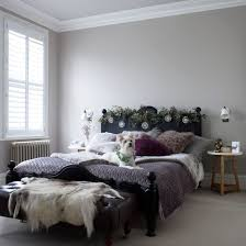 Green And Gray Bedroom by Green And Purple Bedroom Decorating Ideas Home Attractive