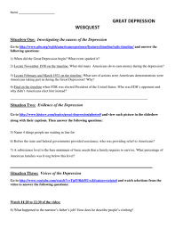 great depression webquest by linni0011 teaching resources tes