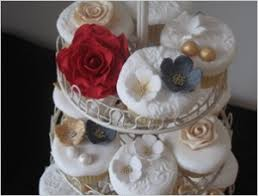 vintage style wedding cake cupcakes learn how to create your own