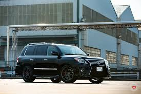 lexus lx 570 wallpaper hd lexus lx570 vossen wheels cars suv black wallpaper 1600x1066