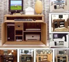 Ebay Home Office Furniture Desk Ebay Computer Hideaway Home Office Study Pc Laptop
