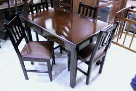 table de cuisine moderne en verre meuble cuisine bois massif unique table de cuisine moderne table de