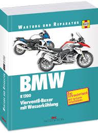 bmw r 1200 wartung und reparatur delius klasing