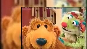 bear in the big blue house a plant grows in bears house youtube