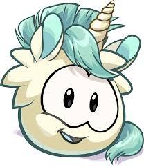 unicorn puffle club penguin wiki fandom powered by wikia