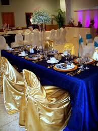 marvellous royal blue and gold wedding decorations 35 about