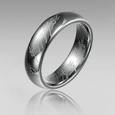 Lord Of The Rings Wedding Band by Custom Made Wedding Bands For Men Women Affordable