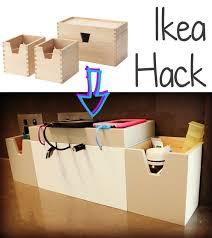 ikea charging station ikea hack 20 förhöja box set to stylish charging station charging