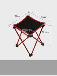 Folding Low Beach Chair Outdoor Portable Folding Low Beach Chairs Metal Folded Chair For