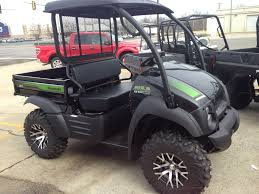 kawasaki 2014 mule 610 4x4 xc se custom performance pinterest