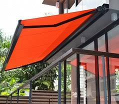 Century Awning Industrial Retractable Awning Deck Retractable Awnings