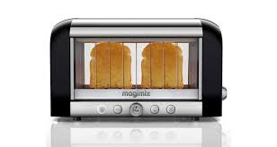 Toast In A Toaster This Glass Toaster Lets You Make Perfect Toast Every Time Extra