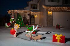christmas yard 100 christmas yard plans outdoor decorations displays