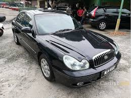2004 hyundai sonata gls hyundai sonata 2004 2 0 in kuala lumpur automatic sedan black for