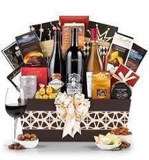 Winebaskets Opus One Luxury Wine Basket Luxury Wine Baskets An Impressive