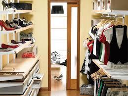 How To Organize Bookshelf Closet Storage Ideas Hgtv
